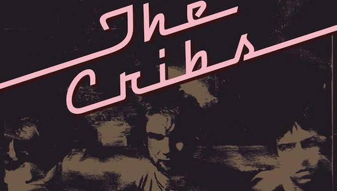 The Cribs poster