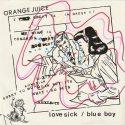 Orange Juice Blue Boy