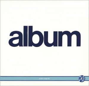 Public Image Ltd Album