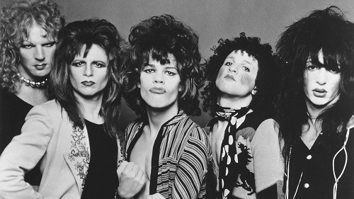 New York Dolls photo