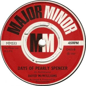 David McWilliams Days of Pearly Spencer