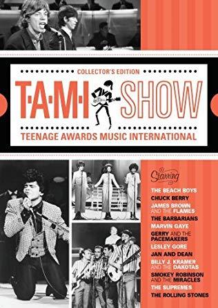 James Brown TAMI show