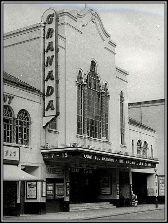James Brown Walthamstow Granada
