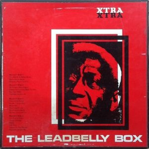 Leadbelly The Leadbelly Box