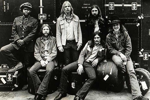 The Allman Brothers Band photo 1