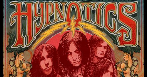 Thee Hypnotics poster 1