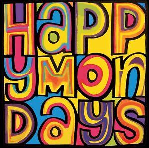 Happy Mondays poster