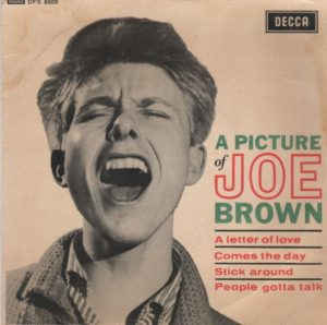 Joe Brown A Picture Of Joe Brown EP