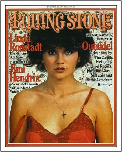 Linda Ronstadt poster 2
