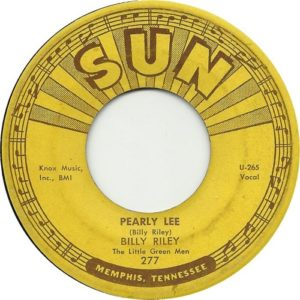 Billy Lee Riley Pearly Lee