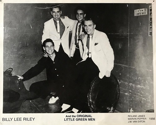 Billy Lee Riley photo 5