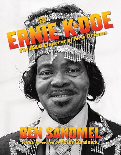 Ernie K-Doe book