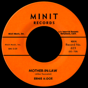 Ernie K-Doe Mother In Law