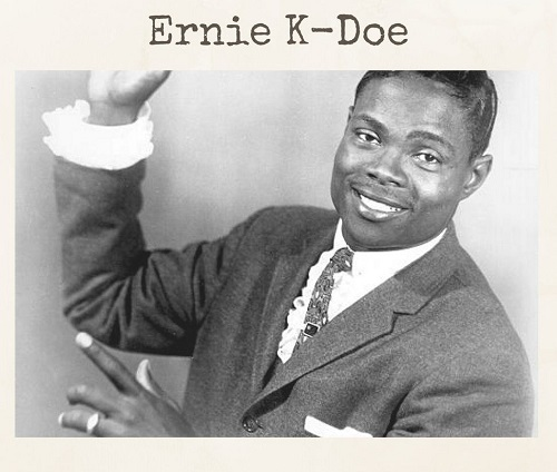 Ernie K-Doe photo