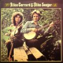 Mike Seeger Alice Gerrard and Mike Seeger
