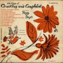 Peggy Seeger Folk Songs of Courting and Complaint