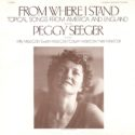 Peggy Seeger From Where I Stand