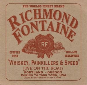 Richmond Fontaine poster
