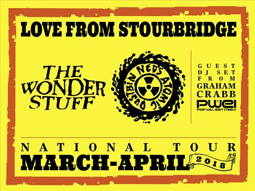 Wonder Stuff poster 1