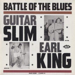 Earl King Battle of the Blues