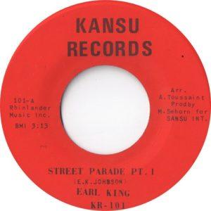 Earl King Street Parade