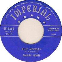 Smiley Lewis Blue Monday
