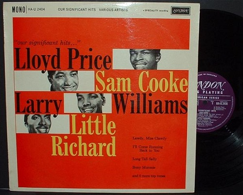 Lloyd Price LP