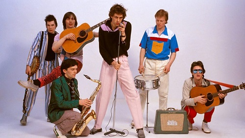 Boomtown Rats photo
