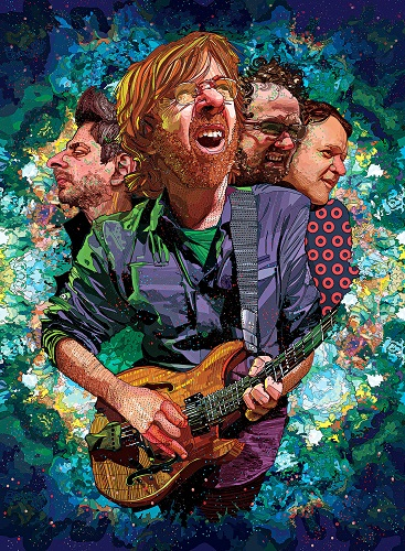 Phish photo 2