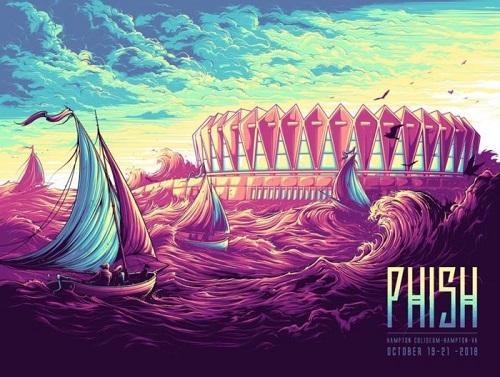 Phish poster 1