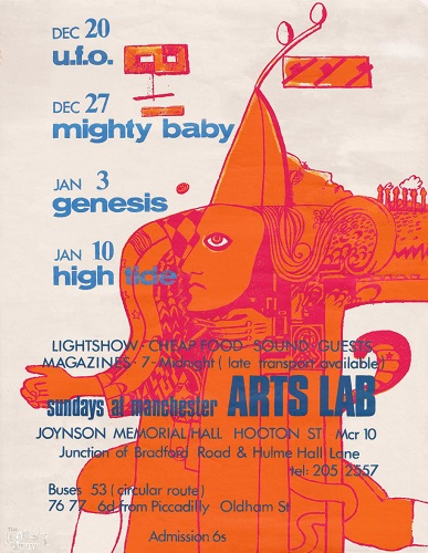 Mighty Baby poster 3