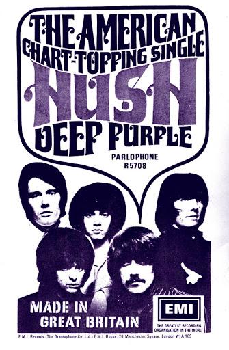 Deep Purple poster 2