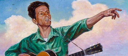 Woody Guthrie photo 4