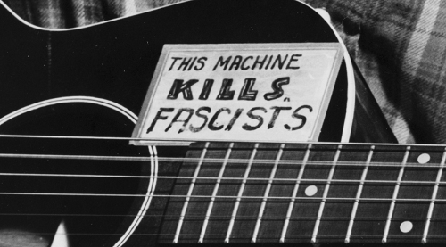 Woody Guthrie photo 5