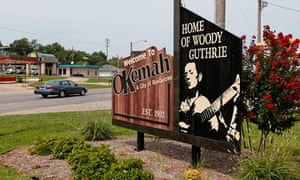 Woody Guthrie photo 6