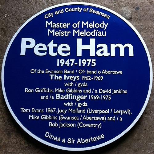 Badfinger blue plaque