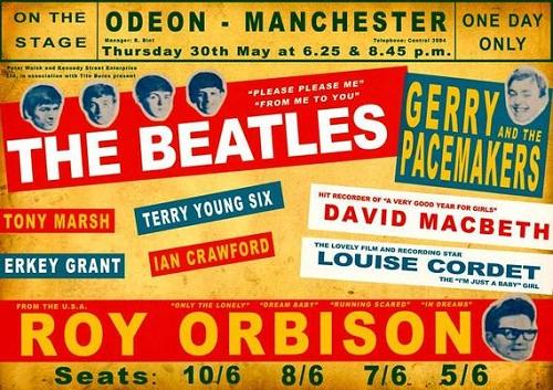 Roy Orbison poster