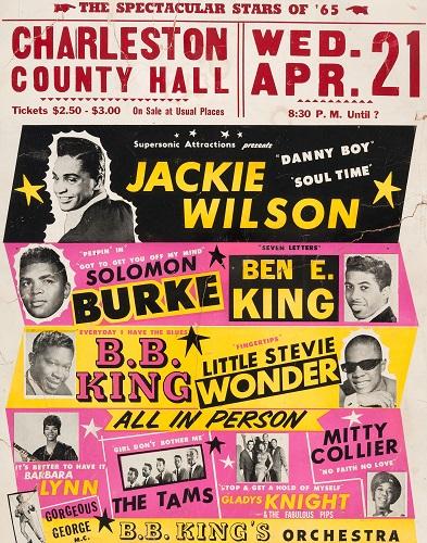 Jackie Wilson poster 2
