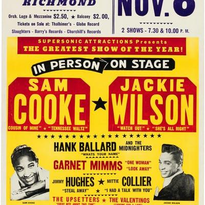 Jackie Wilson poster 3