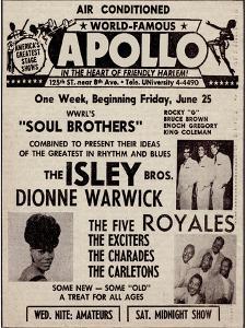 Dionne Warwick poster 1