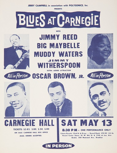 Jimmy Reed poster 1