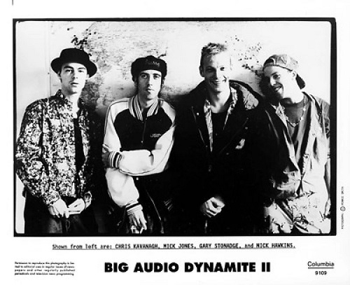 Big Audio Dynamite photo 2