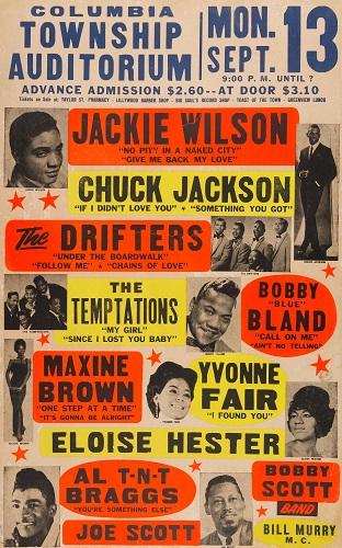 Chuck Jackson poster 2