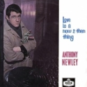 Anthony Newley Love is a now and then thing