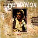Waylon Jennings Ol' Waylon