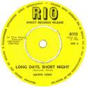 Dawn Penn Long Day Short Night
