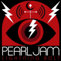 Pearl Jam Lightning Bolt