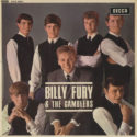 Billy Fury and the Gamblers EP