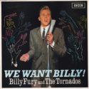 Billy Fury We Want Billy