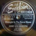 Johnny Otis Orchestra Midnight In The Barrelhouse